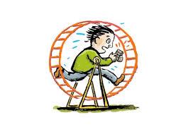 Hampster wheel